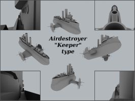 Airdestroyer 'Keeper' Type by Rinsowaty