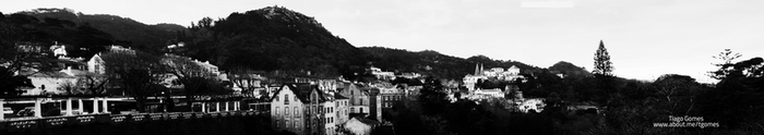 Panoramic Sintra by kidkiler