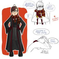 Gryffindor_Self by leeina