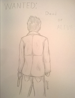 Dean Winchester - Wanted: Dead or Alive by DalekWithAKeyblade