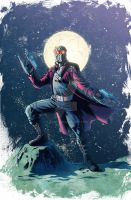 Starlord By E V4ne-nid0deviantart by Ericdimension
