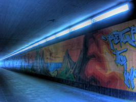 The Wall -HDR- by kinkowski