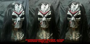 Darksiderized Demon Jason Hood by Uratz-Studios