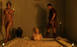 Ancient Rome 205 - nude slave girl by marconespola