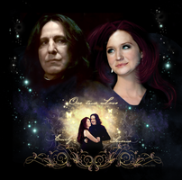 Emily+Severus-One true love... by RedPassion