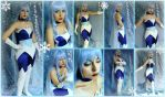 Frosta from She-Ra Princess of Power by AmmieChan