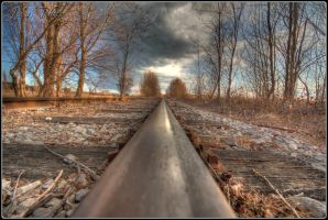 Follow the path by Joes-Photo