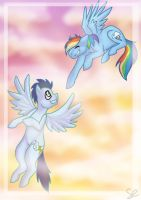 Fly With Me by PinstripedApocalypse