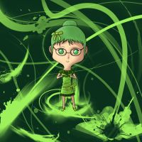 .::Green::. by Alabaster-Cloud