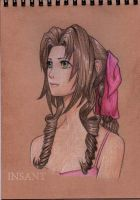 Aerith by Insant