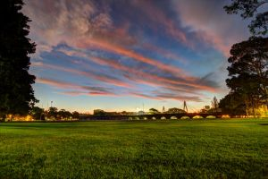 Wentworth Park HDR by ayukat