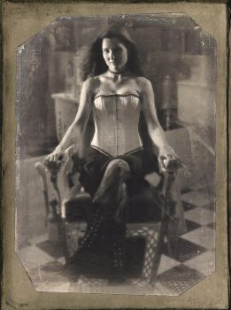 Tin Type by thefarthestshore