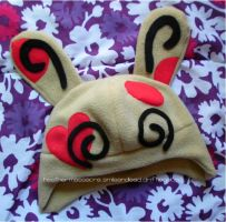 Spinda Hat by SmileAndLead