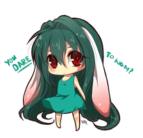 You dare to NOM? by hitogata
