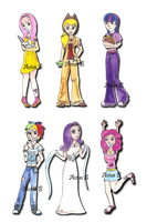 MLP: going human by hatoola13