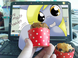 give you muffin~ by hoyeechun