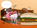 Hamburger Feast Page 1 by Pickm