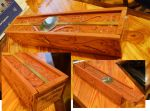 Incense burner box by ThinkerOfThoughts
