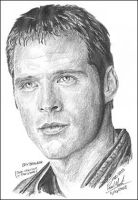 Ben Browder - FARSCAPE by Art15