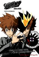 tsuna by oOQueen-AliceOo