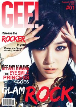 Gee! Magazine by gd86pipo