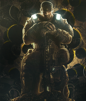 Gears of War by JoshuaDesigns
