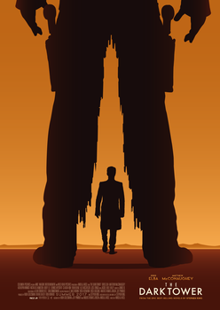 THE DARK TOWER Poster Art by RicoJrCreation