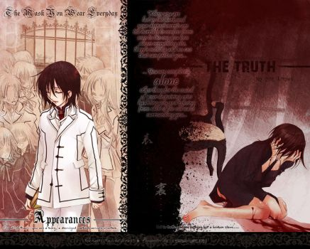 The masks and the truth by Sagakure
