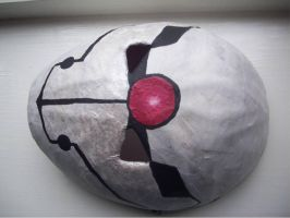 Gray Fox Mask 1 by glow-in-the-dark-fez