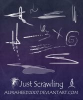 :: Just Scrawling :: by alwaheed2007