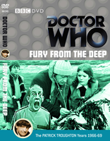 Fury from the Deep DVD cover by Leda74