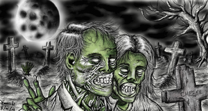 Say cheeeese ....zombies by Jemura42