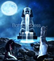 Bath Goddness by RoseCS