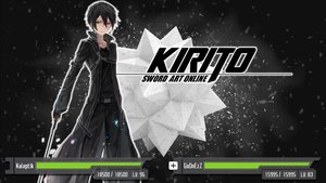 Sword Art Online - YouTube Background by TheOfficialKaleptik