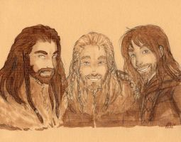 Durin's sons by Alcka