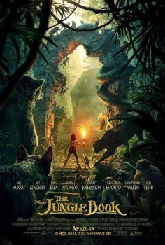 New Poster of Jon Favreau's The Jungle Book! by Artlover67