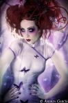 Lady Butterfly by AndyGarcia666