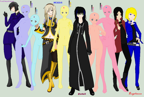 Favorite anime outfit collab .:CLOSED:. by NarikoX