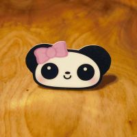 Girly Panda Ring by Panduhmonium