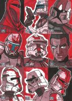 Topps Star Wars G7 - 03 by JoeHoganArt