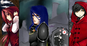 iScribble-NamelessNight Collab by Lilblkrose