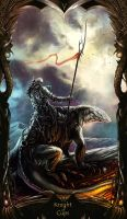 Tarot: Knight of Cups by Tsabo6