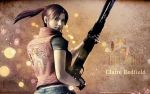 Claire Redfield by JillValentinexBSAA
