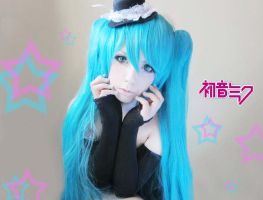 Miku Magnet by CosPlayJG