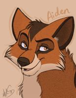 Sly as a fox by Miss-Melis