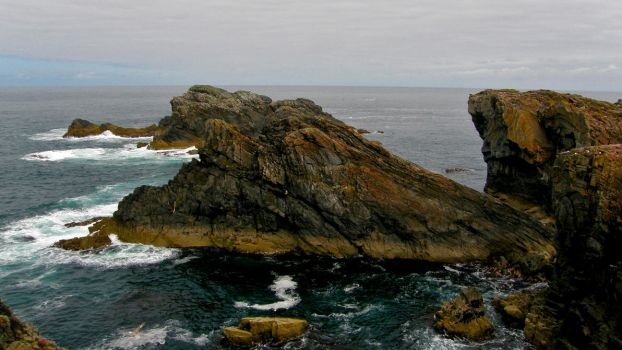 Butt of Lewis, Scotland by francis1ari