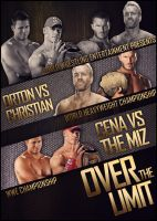WWE Over The Limit Poster 2 by SaintMichael