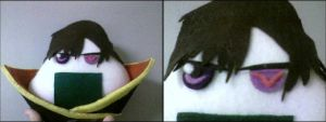 Cosplay Onigiri - Lelouch by merlinemrys
