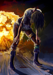 Explosion by Fonora