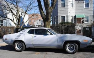 1971 plymouth satellite by TreborNehoc